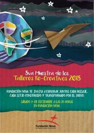 8VA MUESTRA DE LOS TALLERES RE-CREATIVOS