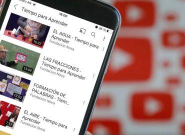 TIEMPO PARA APRENDER, LISTA DE VIDEOS ORGANIZADOS POR TEMA