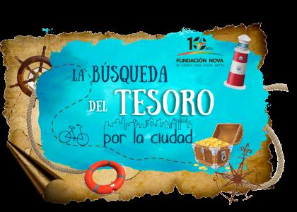 PRIMERA EDICIÓN DE LA BÚSQUEDA DEL TESORO POR LA CIUDAD